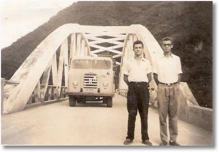 FNM 58 - Lucas Trevisan e Placido Gondro - Via Dutra SP - 1958
