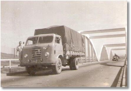 FNM 58 - Pedro Trevisan Filho - Via Dutra 1958