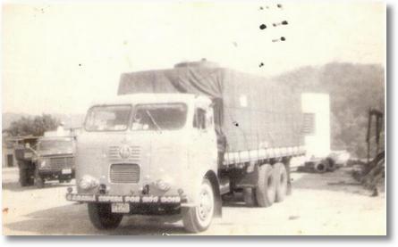 FNM 61 - José de Gouveia - Marialva PR em 1963