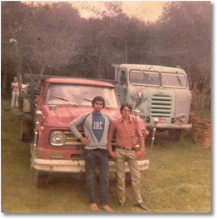 FNM 67 - Antonio CArlos Senes, proprietário Antonio Senes em 1981
