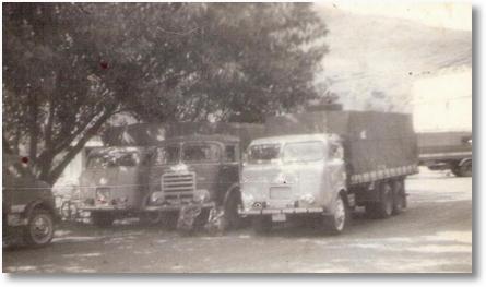 José de Gouveia - Rondonia 1969