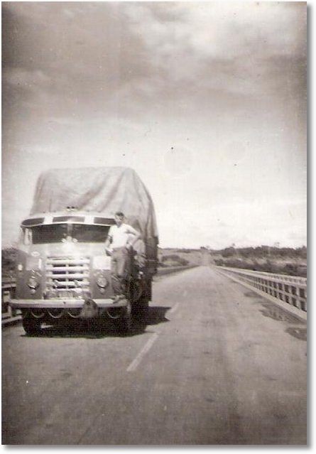 Lourival da Silveira (Lula) Mangueirinha PR em 1961