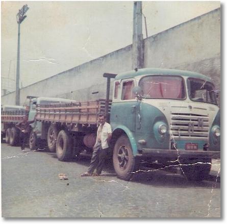 Luiz Dissenha - Rio de Janeiro em 1967 - Prop. Mirinho Possebon
