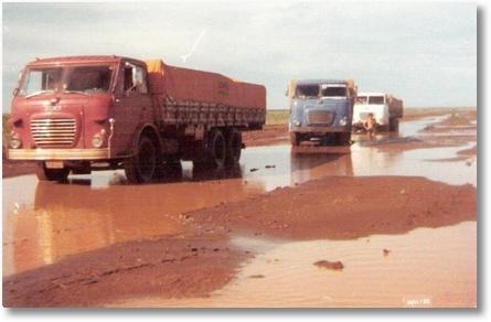 Colheita de soja no Mato Grosso - Carlos, Reinaldo, Anadson e Pedro Anos 80