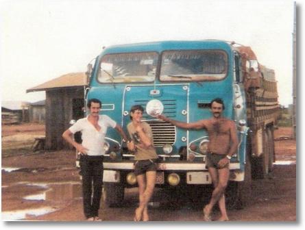 FNM 65 - Auri Antonio Weber (Dade) a direita - maio de 1986