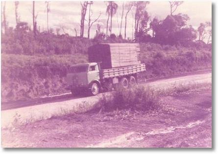 FNM 66 - Antonio Maoski (Tinindo) Estrada de Canoinhas 1967
