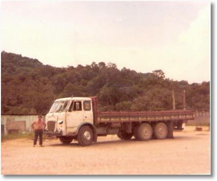 FNM 180 73 - Proprietário João Barbosa - São Paulo em 1988