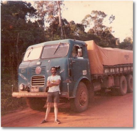 FNM 1960 - Luis Carvalho - Sorriso MT em 1983 - Este FNM pertenceu a Adir Andriguetto