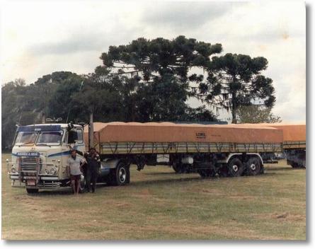 FNM 210 73 - EM 1986 - Rubens Barbosa e Antonio Tozo - São José dos Pinhais