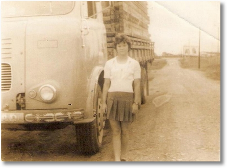 FNM 63 - Matilde Suszeh - São José dos Pinhias em 1973