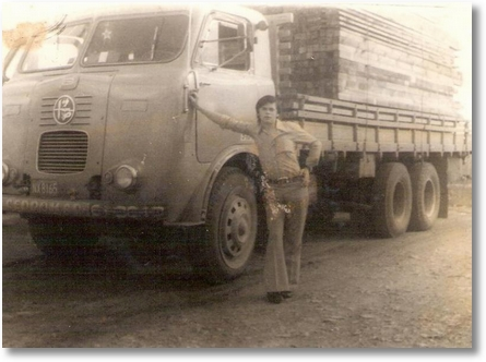 FNM 63 - Paulo Suszeh - São José dos Pinhias em 1973