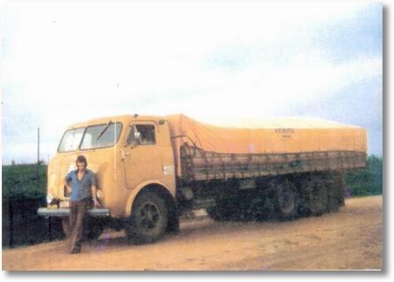FNM 68 - Antonio José Sary em 11-12-1978 em São José dos Pinhais