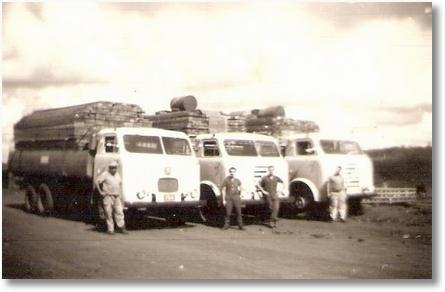 Nene Pichorim Reunião de FNMs carregando Madeira