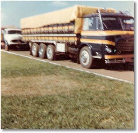 FNM 210 4º eixo de Getulio Amarante - União da Vitória