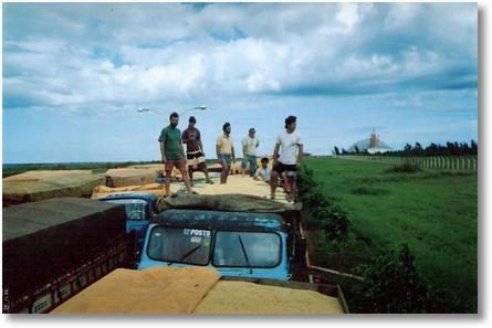 FNM V12 ano 72 - Família Zatorski em Montevidiu-GO