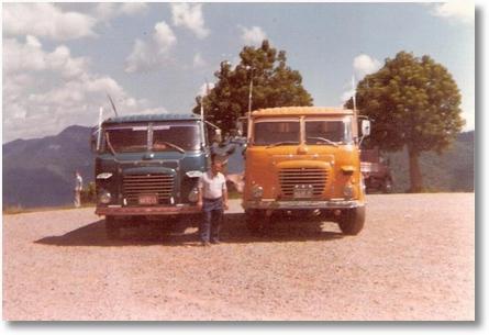 FNM amarelo 180 ano 1976 proprietario Celso zocolotti