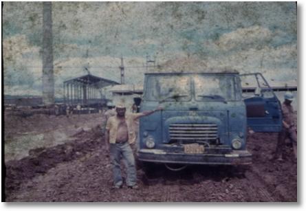 Açominas Ouro Branco MG 1978