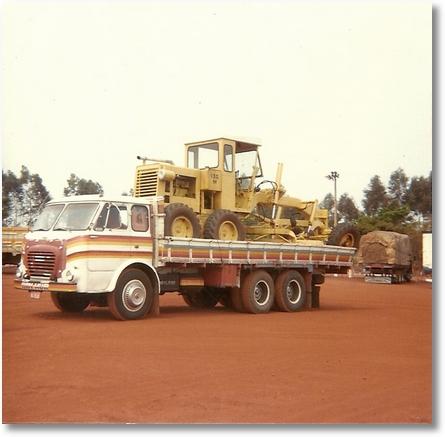 FNM 73 prop Irmãos Valaski motorista Eloy Dimas MT 1985