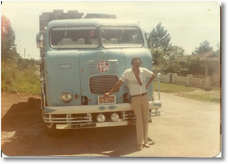 FNM V 12 ANO 71 MOTORISTA -TURIBIO