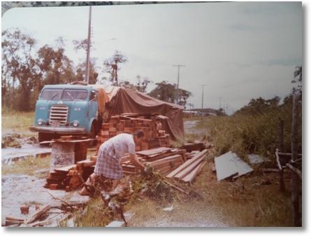 FNM 64 DE ZACARIAS NOGUEIRA DE CAMPO LARGO PR EM 1976