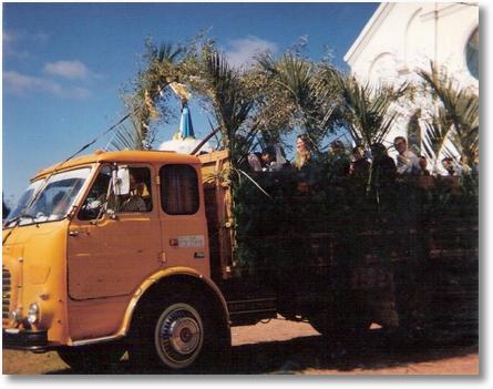 FNM 180 ano 76 - Luis Carvalho - Prociss+úo em Contenda SJP - 1994 - Este FNM pertenceu a Celso Bergonce