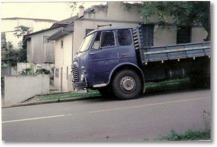 FNM 180 ANO 76 PROPRIETARIO JOÃO BORRACHEIRO(EM MEMORIA) EM SÃO JOSE DOS PINHAIS 1986