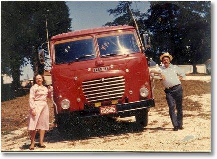 FNM 210 CAVALINHO ANO74 TEREZA E JOÃO FAGUNDES MACHADO SÃO JOSÉ DOS PINHAIS 1984