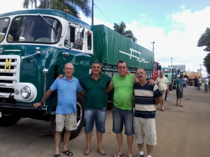 João,Osvaldo,Ito e Edson